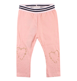 Small Rags Small Rags Legging Coral Cloud