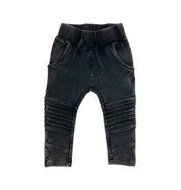 KMDB KMBD Baby Bikerpants Vic Acid Grey - maat 74