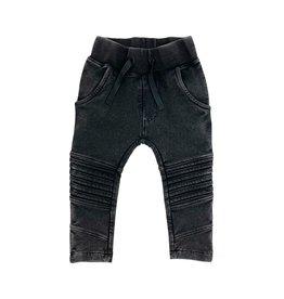 KMDB KMBD Bikerpants Vic Baby Acid Grey