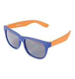 BB style&care Zonnebril Flex blauw /oranje