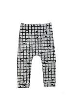 KMDB KMDB Baby Pants Pedro grid grey