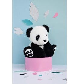 Doudou et compagnie Doudou Panda glitter - 17cm