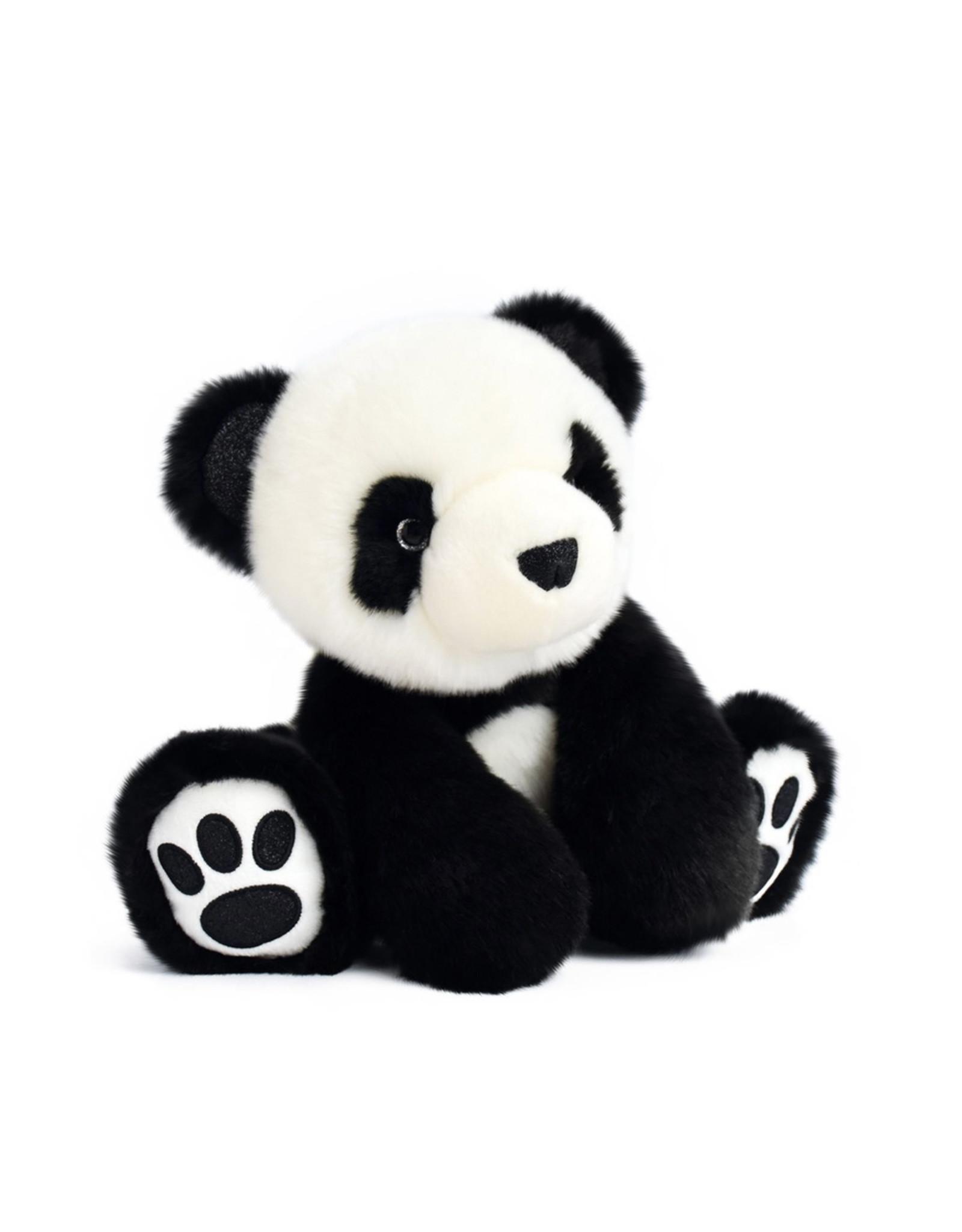Doudou et compagnie Doudou Panda glitter - 25cm