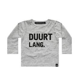 Your Wishes Your Wishes Longsleeve Duurt Lang Grey