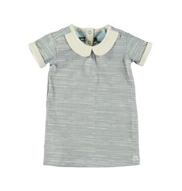 Moodsteet Baby Moodstreet Baby Dress Collar Pale Jeans