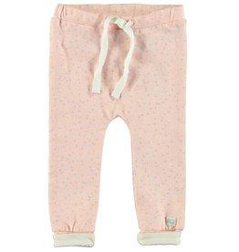 Moodsteet Baby Moodstreet Baby Pants contrast cuff Blossom