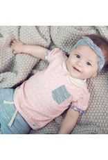 Moodsteet Baby Moodstreet Baby Hairband Pale Jeans
