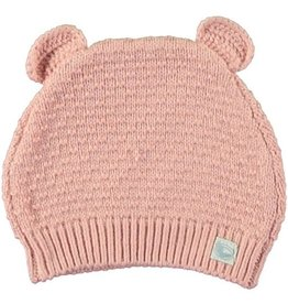 Moodsteet Baby Moodstreet Baby Knitted hat with ears Blossom