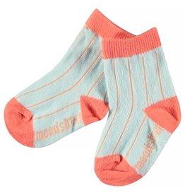 Moodsteet Baby Moodstreet Baby Socks Pale Red
