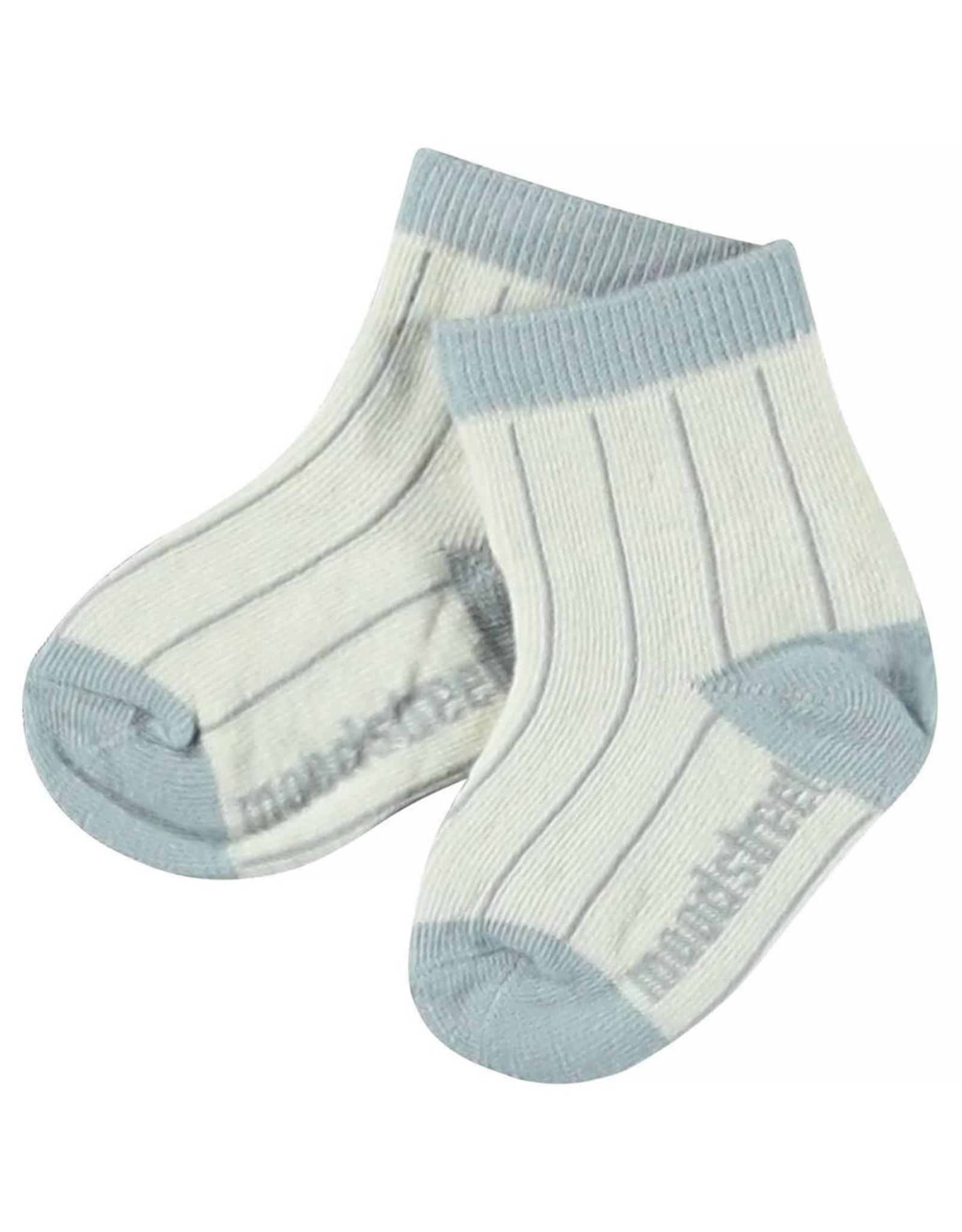Moodsteet Baby Moodstreet Baby Socks Pale Jeans