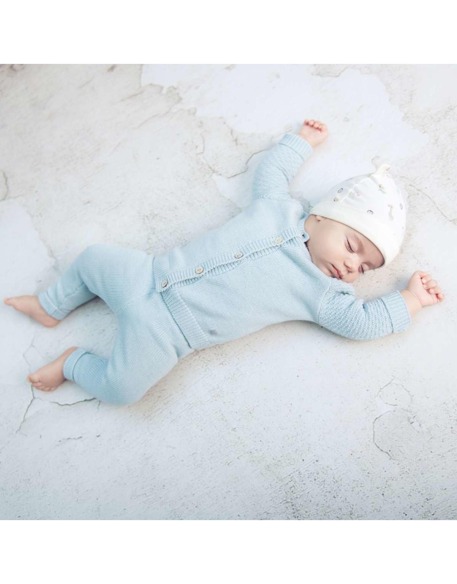 Moodsteet Baby Moodstreet Baby Cardigan Light Blue