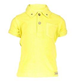 Moodstreet Mini Moodstreet Mini Polo Solid-Yellow