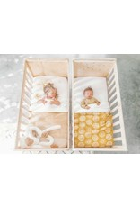 Witlof for Kids Witlof for Kids Tuck-Inn Ledikantdeken Sparkle Sweet Honey