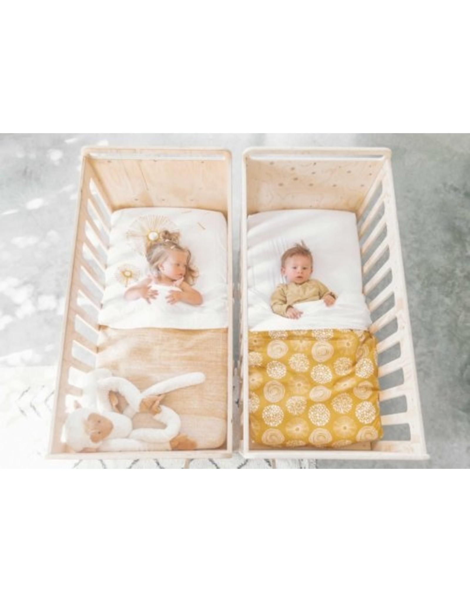 Witlof for Kids Witlof for Kids Ledikanthoeslaken Sparkle Sweet Honey