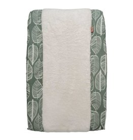 Witlof for Kids Witlof for Kids Aankleedkussenhoes Beleaf Sage Green