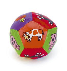 Jellycat Jellycat Farm Tails Boing Ball