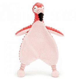 Jellycat Jellycat Cordy Roy Baby Flamingo Soother