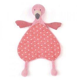 Jellycat Jellycat Lulu Flamingo Soother