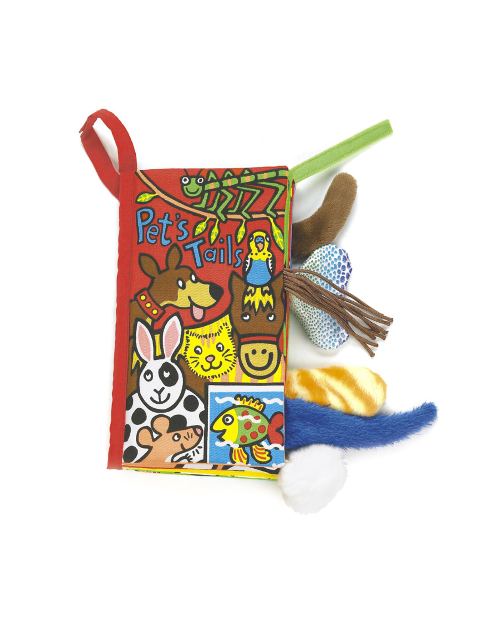 Jellycat Jellycat Pet Tails Book