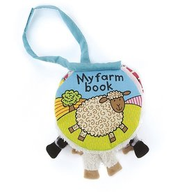 Jellycat Jellycat My Farm Book