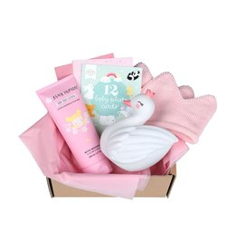A little lovely company Baby Gift Box Girl M