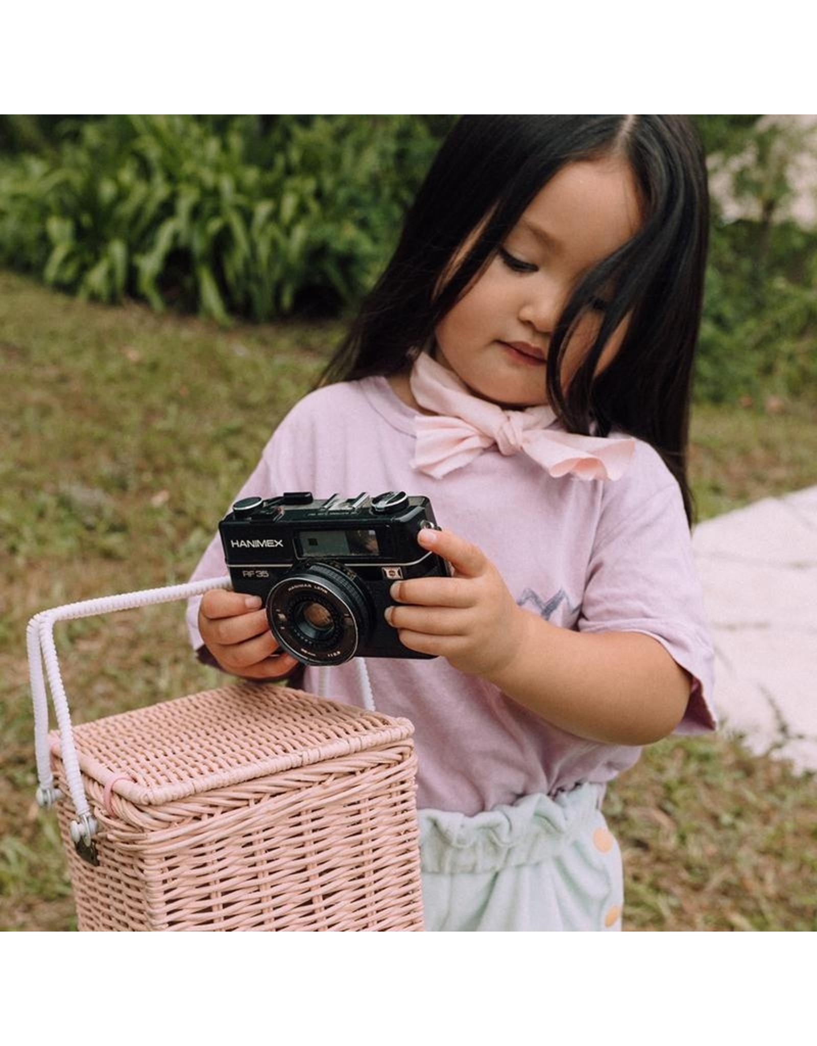 Olli Ella Olli Ella Piki Basket Rose