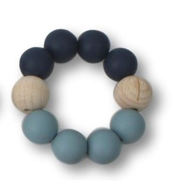 Chewies and More Chewies & More Basic Chewie Deep Blue / Dusty Blue