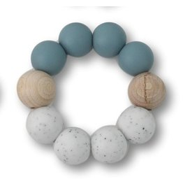 Chewies and More Chewies & More Basic Chewie Dusty Blue / White Gritt