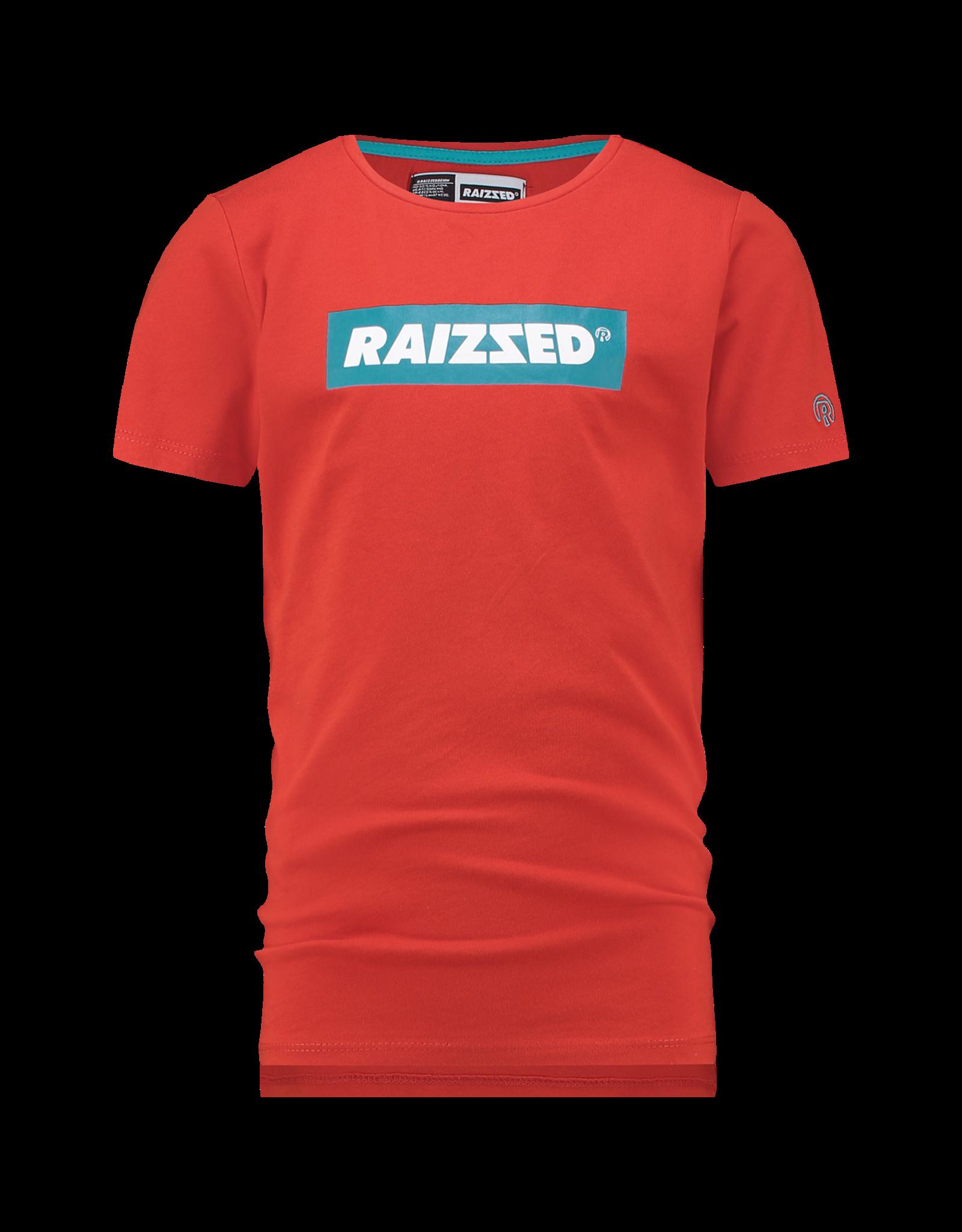 Raizzed Raizzed Hong Kong Flame Red