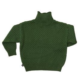 CarlijnQ Knit Basics- Sweater Green