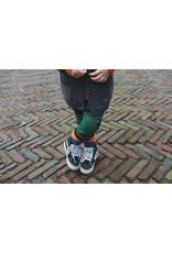 CarlijnQ Knit Basics- Cardigan with pockets Grey