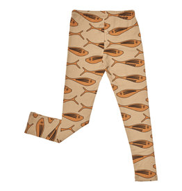 CarlijnQ Gold Fish- Legging