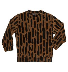 CarlijnQ CarlijnQ Bark- Sweater Velvet