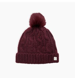 Sproet & Sprout Sproet & Sprout Beanie Burgundy