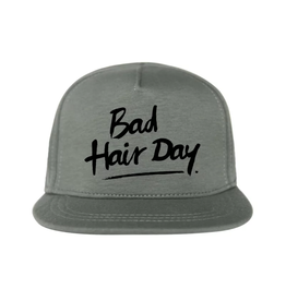 "VanPauline Van Pauline Cap "" Bad Hair Day"" Groen"
