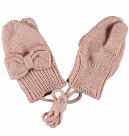 Le Chic Le Chic Knitted Mittens- Victorian Pink
