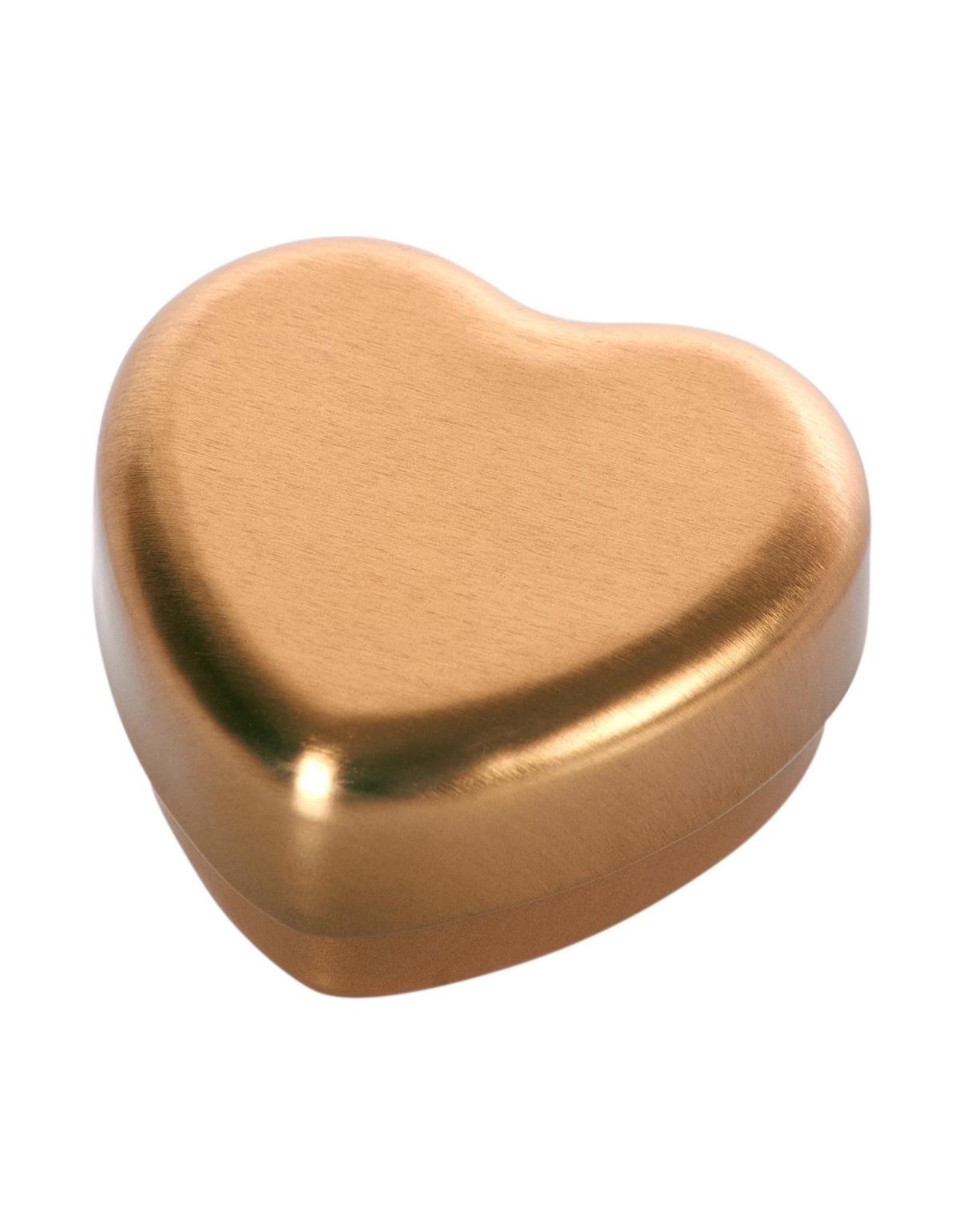 Maileg Maileg Small Heart box Gold
