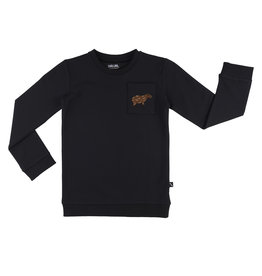 CarlijnQ CarlijnQ Capibara - Sweater with Pocket