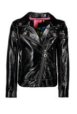 B.Nosy B.Nosy Girls Biker Jacket- Black