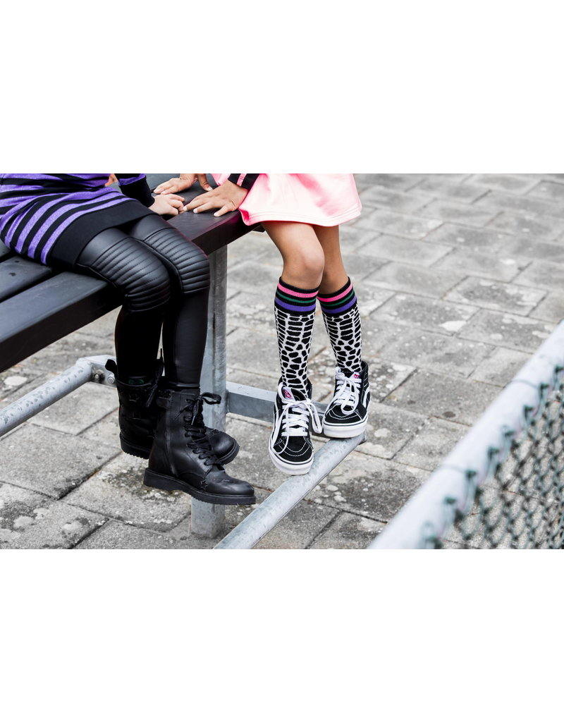 B.Nosy B.Nosy Girls Coated Legging-Black