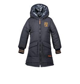 Moodstreet Moodstreet Girls Jacket Long Navy