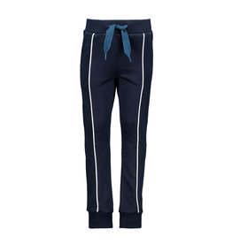 B.Nosy B.Nosy Boys Long Sweatpants Piping- Ink Blue