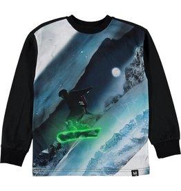Molo Molo Risci- Night Snowboarding