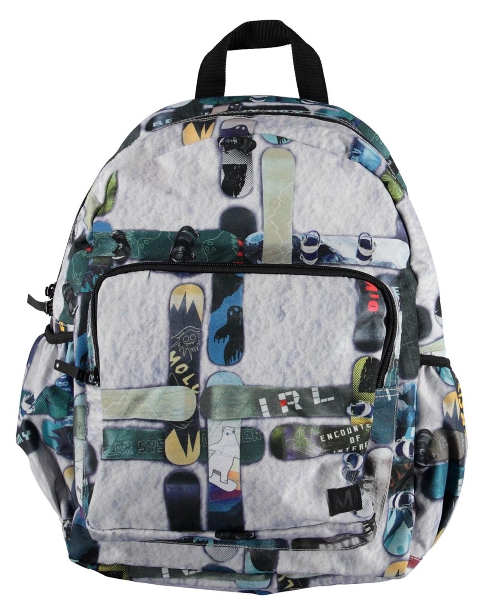 Molo Molo Big Backpack- Snowboard Check