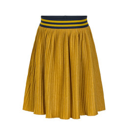 Creamie Creamie Skirt Plisse- Harvest Gold