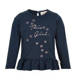 Creamie Creamie T-Shirt Girl Longsleeve - Total Eclipse