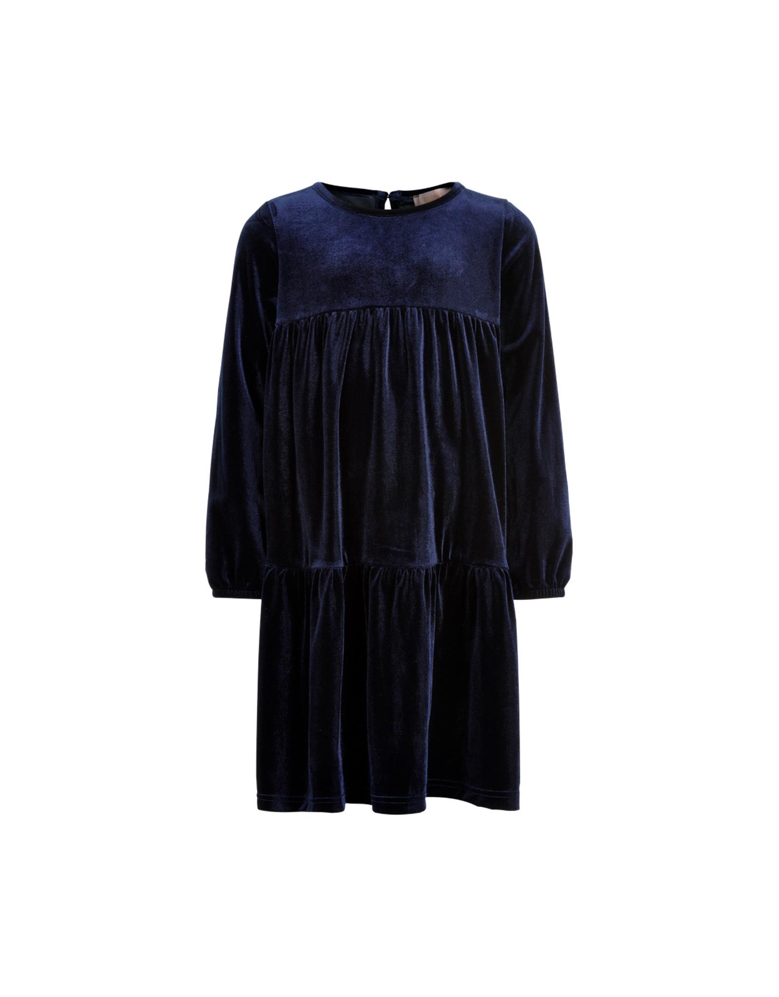 Creamie Creamie Dress Velvet Total Eclipse