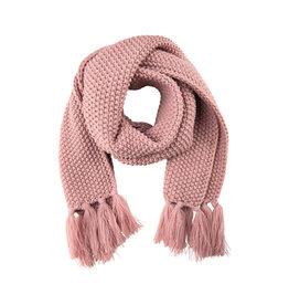 Creamie Creamie Scarf Pearl Knit- Adobe Rose