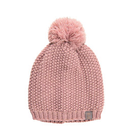 Creamie Creamie Hat Pearl Knit-Adobe Rose