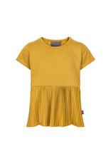 Creamie Creamie T-Shirt Plisse-Harvest Gold